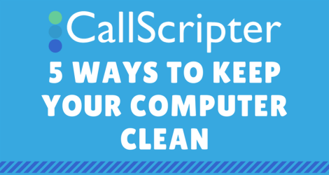 Keep your pc clean Infographic 1